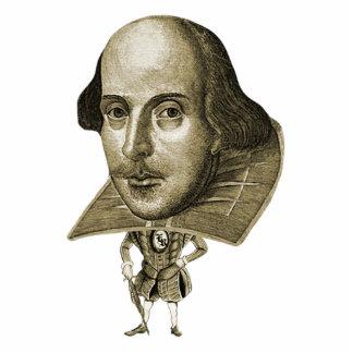 Shakespeare Caricature Cutout