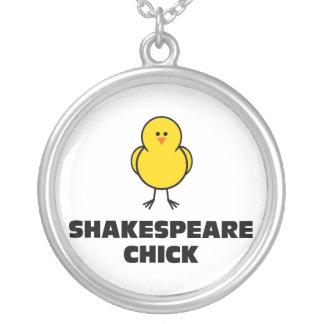 Shakespeare Chick Custom Jewelry