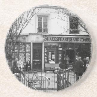 Shakespeare & Co Coaster
