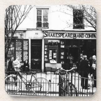 Shakespeare & Co Coasters