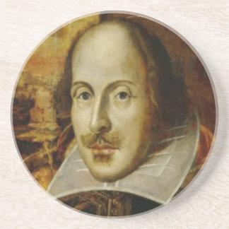 Shakespeare Drink Coaster