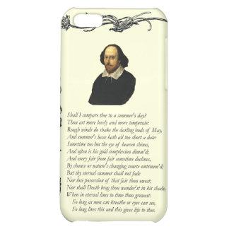 Shakespeare compararé thee a un día de verano