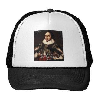 Shakespeare da infinitamente los regalos etc de gorros bordados
