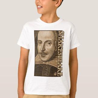 Shakespeare Droeshout Engravings T-Shirt