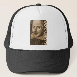 Shakespeare Droeshout Engravings Trucker Hat