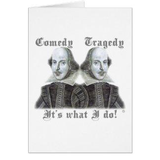 ¡Shakespeare - es lo que lo hago! Felicitaciones