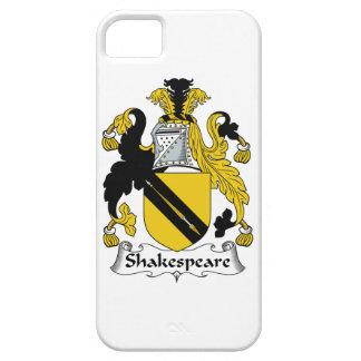 Shakespeare Family Crest iPhone SE/5/5s Case