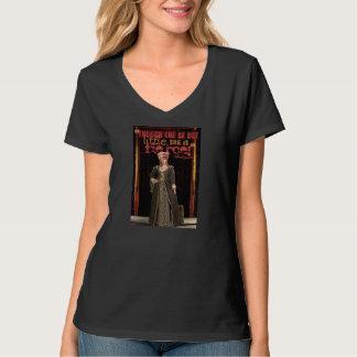 Shakespeare Fierce Quote T-Shirt