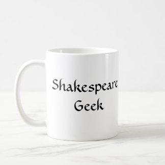 Shakespeare Geek Coffee Mug