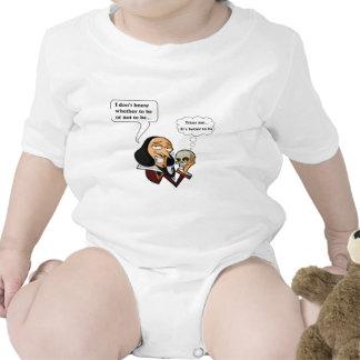 Shakespeare Hamlet, ser o no ser Trajes De Bebé
