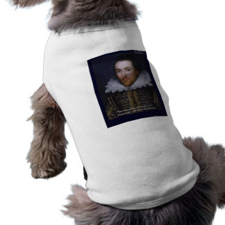 "Shakespeare ""Heavenly Love"" Quote Gifts & Cards Shirt"