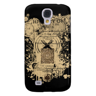 Shakespeare Henry IV Part I Quarto Front Piece Samsung Galaxy S4 Cover