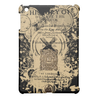 Shakespeare Henry IV Part I Quarto Front Piece iPad Mini Covers