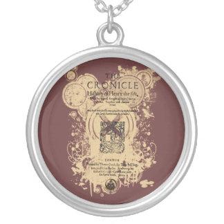 Shakespeare Henry V Quarto Front Piece Jewelry