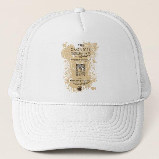 Shakespeare Henry V Quarto Front Piece Trucker Hat
