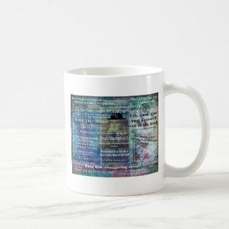 Shakespeare humorous Insults Coffee Mug