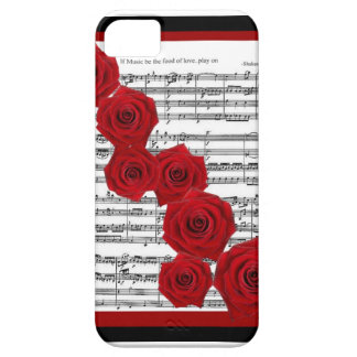 SHAKESPEARE - IF MUSIC BE THE FOOD OF LOVE PLAY ON iPhone SE/5/5s CASE