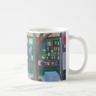 """SHAKESPEARE IN PARIS"" COFFEE MUG"