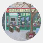"""""""SHAKESPEARE IN PARIS"""" STICKERS"""