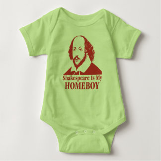 Shakespeare Is My Homeboy T Shirt