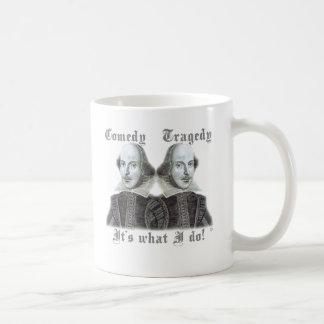 Shakespeare - It's what I do! Coffee Mug