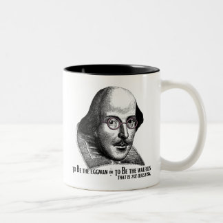 Shakespeare Lennon II Mug