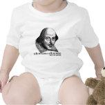 Shakespeare Lennon II Trajes De Bebé