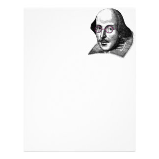 Shakespeare Lennon Letterhead
