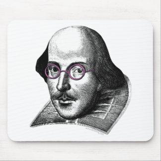 Shakespeare Lennon Mouse Pad