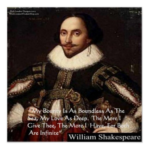 gallery for famous quotes by shakespeare about love