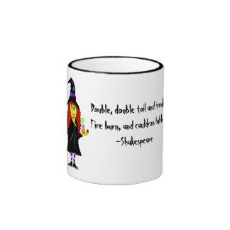 Shakespeare MacBeth Coffee Mug