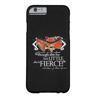 Shakespeare Midsummer Night s Dream Fierce Quote iPhone 6 Case