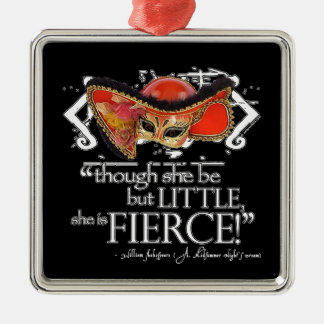 Shakespeare Midsummer Night s Dream Fierce Quote Ornaments