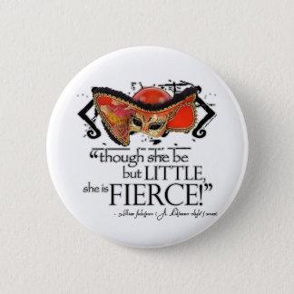 Shakespeare Midsummer Night's Dream Fierce Quote Button