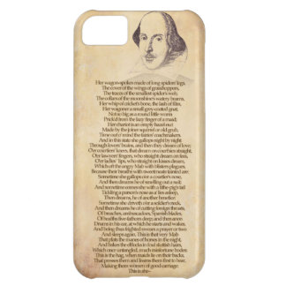 Shakespeare on your iPhone - Romeo & Juliet iPhone 5C Case