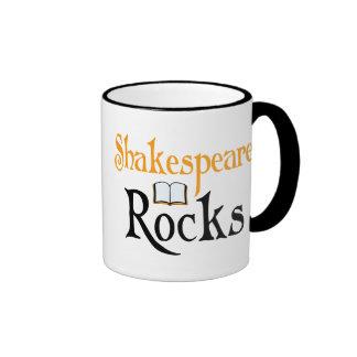 Shakespeare oscila el regalo de la taza