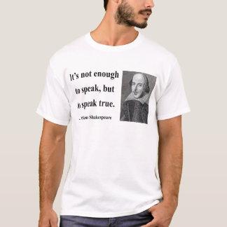 Shakespeare Quote 11b T-Shirt