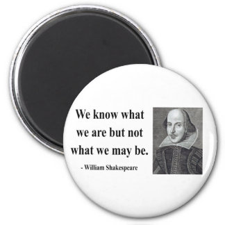 Shakespeare Quote 3b Magnet