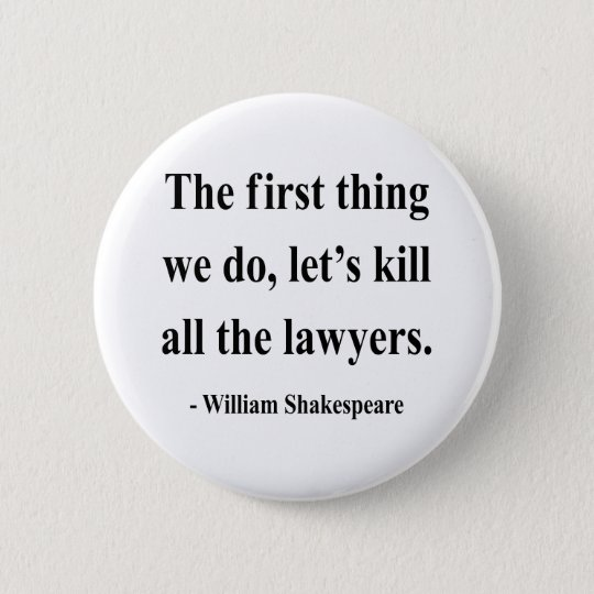 Shakespeare Quote 4a Pinback Button