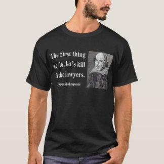Shakespeare Quote 4b T-Shirt