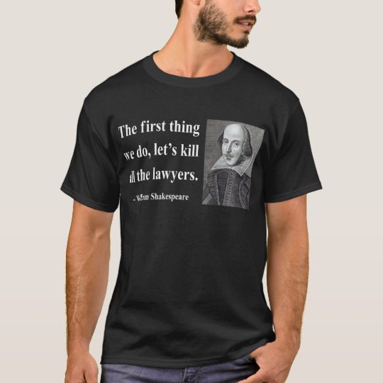 Shakespeare Quote 4b T-Shirt