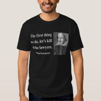 Shakespeare Quote 4b Tshirts
