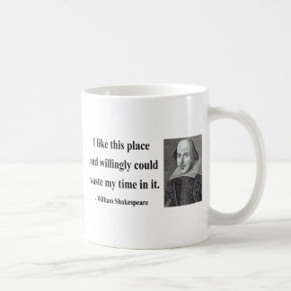 Shakespeare Quote 6b Coffee Mug