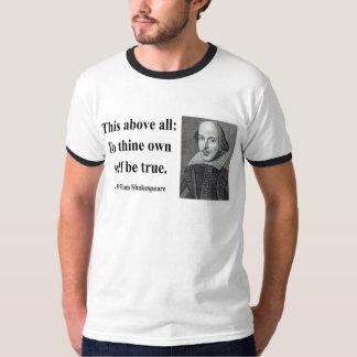 Shakespeare Quote 8b T Shirt