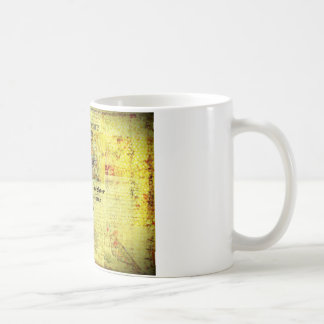 Shakespeare quote about happiness and laughter basic white mug