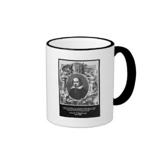 Shakespeare Quote ~ All The World's A Stage Coffee Mug
