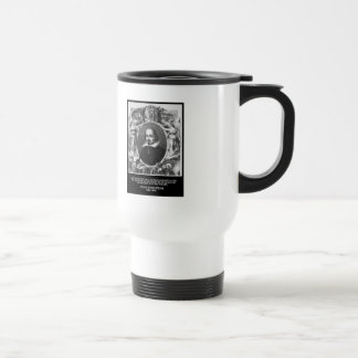 Shakespeare Quote ~ All The World's A Stage Coffee Mugs