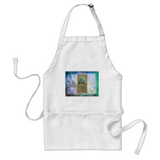 Shakespeare quote from Hamlet, about possibilities Adult Apron