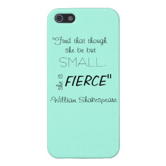 Shakespeare quote iPone Case