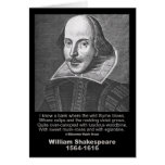 Shakespeare Quote Midsummer Night's Dream Stationery Note Card